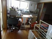 一時は岡山広島から20人以上がここを拠点にボランティア活動をしてたと聞きました。